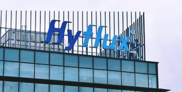 hyfluxs tuaspring plant sembcorp sole bidder