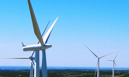 skyline renewables hackberry wind park res