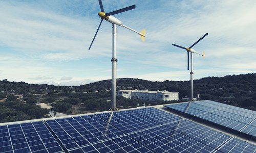Adani Green and SB Energy secure 840 MW at solar-wind hybrid auction