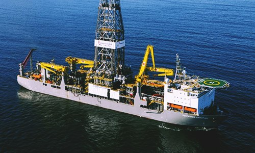 Transocean, Chevron sign £650m drilling and rig construction agreement