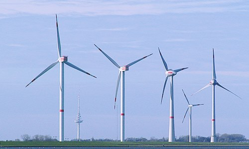 Oriel offshore windfarms