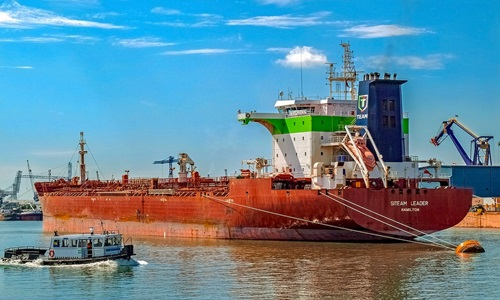Keppel imports its first LNG cargo shipment from North America